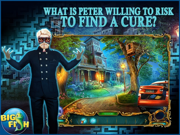 Labyrinths of the World: Changing the Past HD - A Mystery Hidden Object Game (Full) screenshot-0