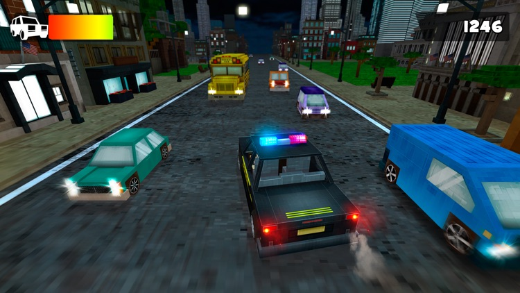 Cops Cars | Robber Police Car Racing Game for Free screenshot-4