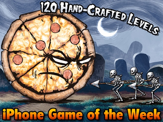 Pizza Vs. Skeletons на iPad
