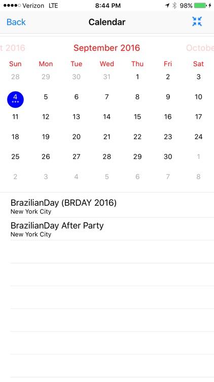 Brazilian Day New York (BRDAY) screenshot-4