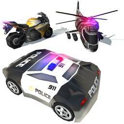 Police Chase Smash Arcade