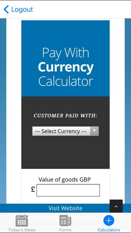 Pay With Currency screenshot-4
