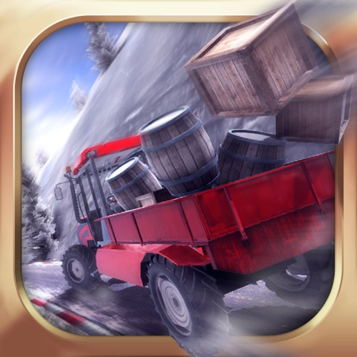 Truck Driver uphill :offroad
