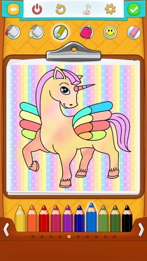 Mewarnai Gambar Kuda Di App Store