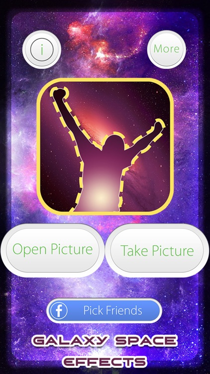 Galaxy Space Effects - Magic For Your Images screenshot-4