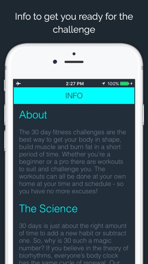 30 Day - Squat Challenge on the App Store