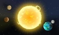 Solar System Walk Prof