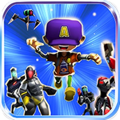Robot Clash Run - Fun Endless Runner Arcade Game!