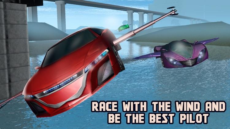 Super Car Flight Simulator 3D screenshot-3