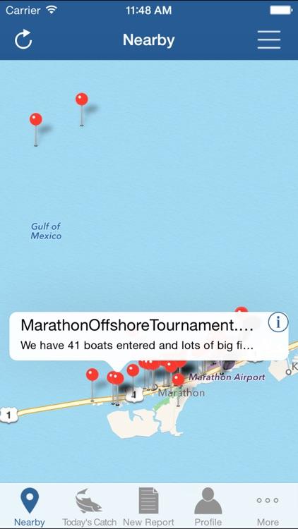 Fish iReports screenshot-3