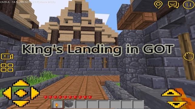 CubeBox : Multiplayer Voxel BuildCraft Game Screenshot