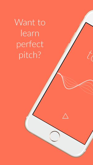 Tone - Perfect Pitch Training Screenshot