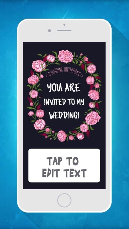 invitation card maker  create custom ecards for wedding
