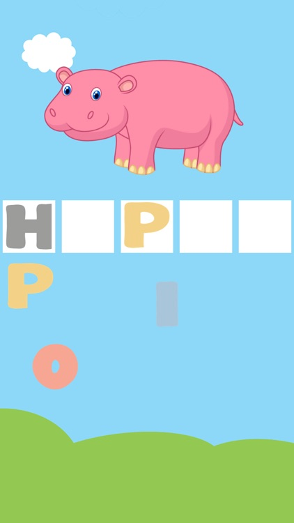First Words Animal - Easy English Spelling App for Kids screenshot-4