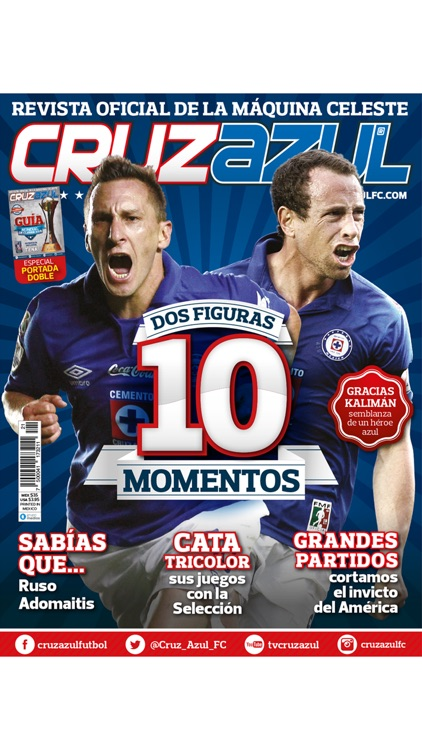 Revista Oficial Cruz Azul