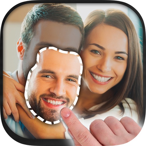 Cut paste photo editor – create fun pictures with personalized stickers iOS App