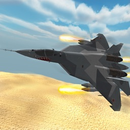 Air Combat: Stealth Fighter Jet 3D - Modern Army Jet Fighter Air Battle