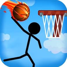 Activities of Stick Street Basketball - Stickman Basket Star Training Shooting Game