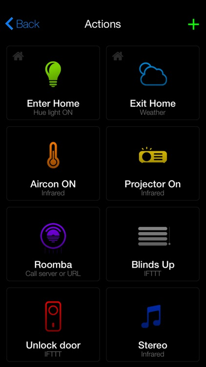 Beecon+ Smart Home Automation screenshot-3