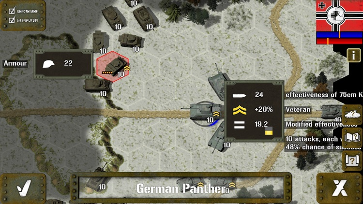 Tank Battle: 1945 screenshot-0