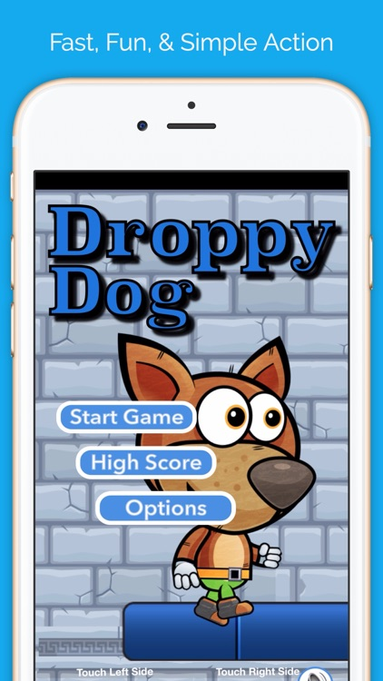 Droppy Dog