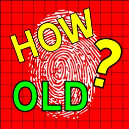 How Old Am I - Age Guess Fingerprint Touch Test Booth + HD