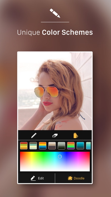 Snap Color - Multi Color Caption Background for Snapchat