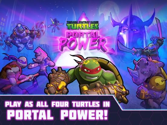 TMNT: Portal Powerのおすすめ画像1