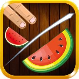 疯狂切西瓜-切水果射击游戏