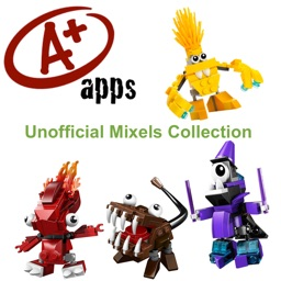 Collectors List - for Mixels