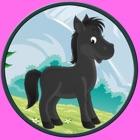 子供のための非常に楽しい馬 - 広告なし icon