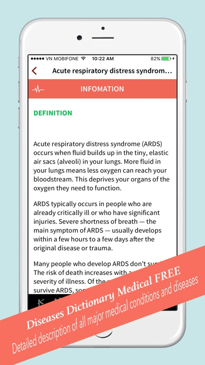 Diseases Dictionary Medical