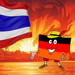 Thailändisch - Talking German to Thai Phrasebook