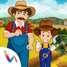 Activities of Daddy's Farm Little Helper - Farms, Animals & Harvesting