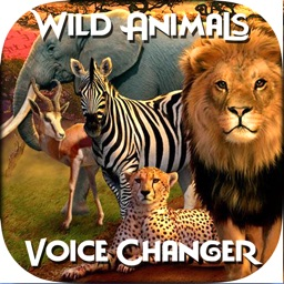 Wild Animals Voice Change.r – Audio Record.er with Cool Sound Effects To Transform Your Speech