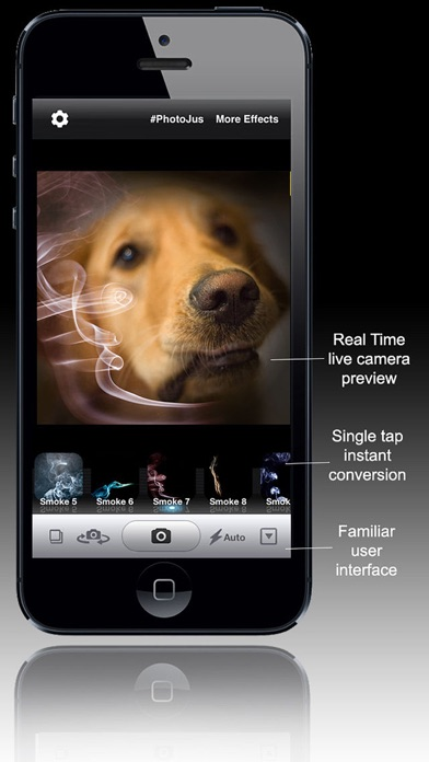 Smoke - Smoking Effects by PhotoJus Screenshot