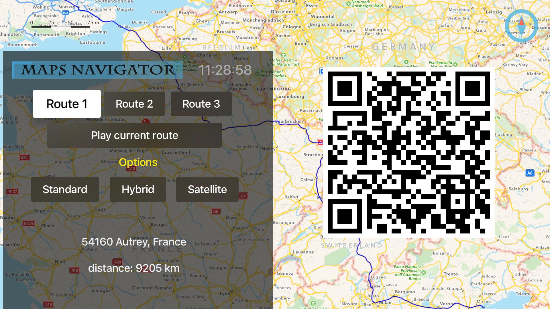Maps Navigator screenshot 3
