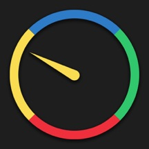 Twisty Color Wheel - Match the Arrow to Crazy Spinny Circle