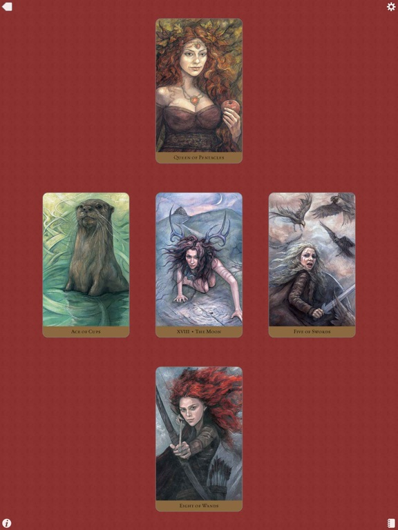 Tarot of the Hidden Realm-ipad-4