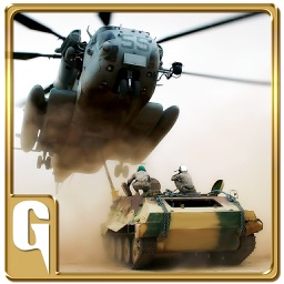 3D Tank War Helicopter