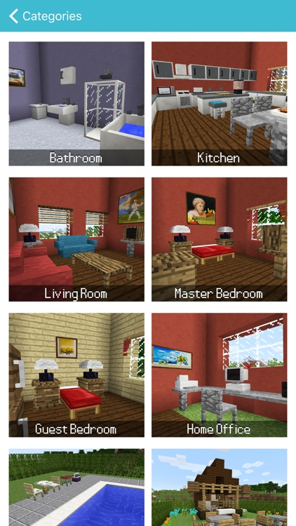 Furniture Mod For House Mansion Minecraft Pc Guide By