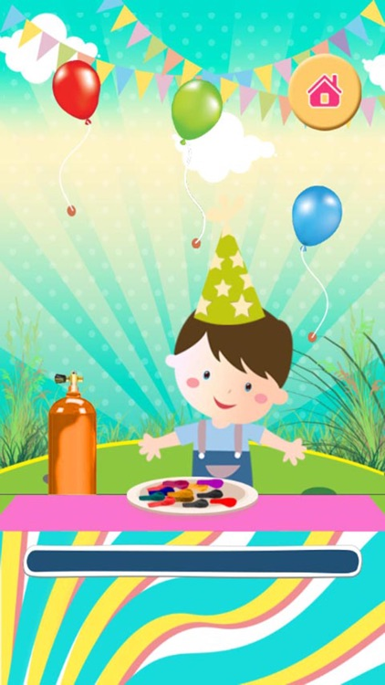 Birthday Party - Party Planner & Decorator Game for Kids screenshot-3