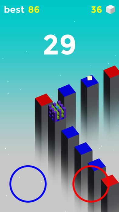 Color Ball:Jump screenshot one