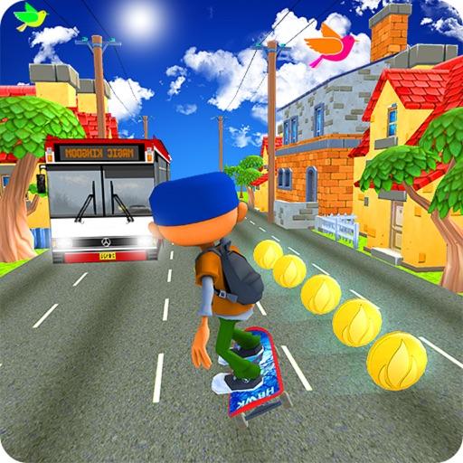 Bus Rush 3D