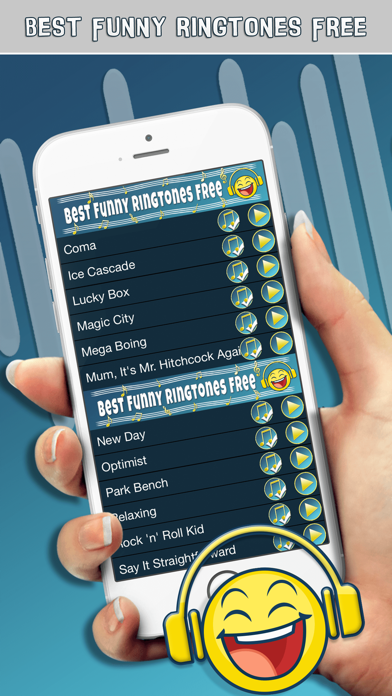 Best Funny Ringtones Free Melodies & Sound Effects | App