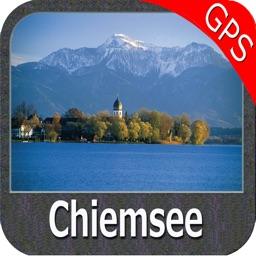 Lake : Chiemsee GPS Map Navigator