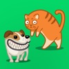 Cat Sounds Free Simulator - Dog Barking Translator & Tail Talk Meow Voice Effects Reviews