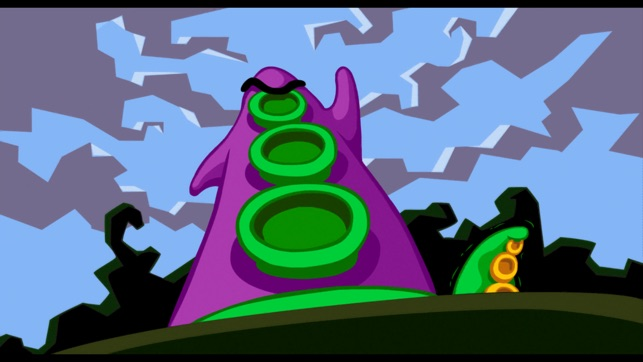 the day of tentacle