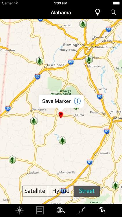 Alabama State Parks & Recreation Areas screenshot-4