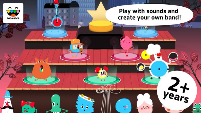 Toca Band Screenshot